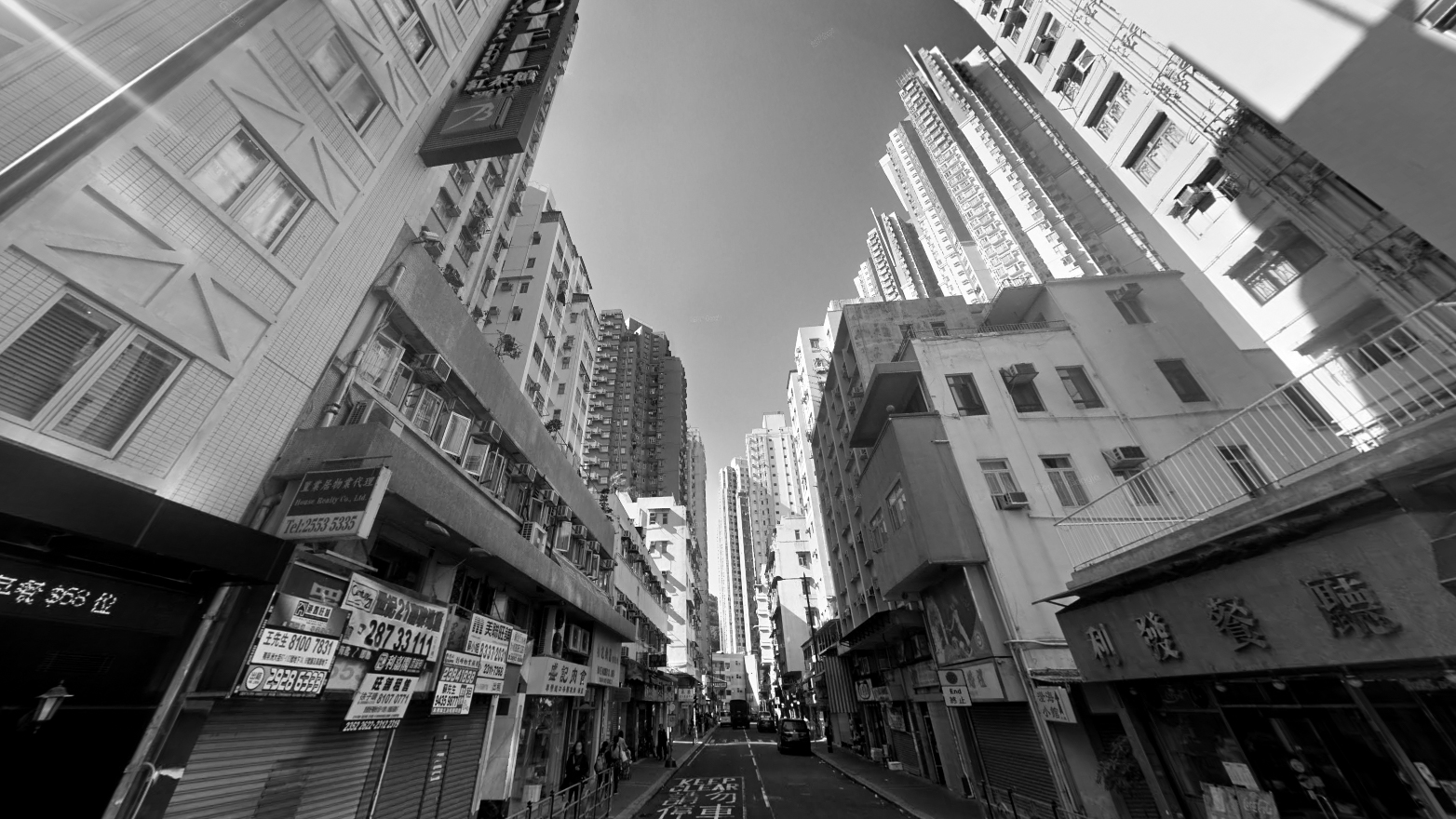鴨脷洲大街
